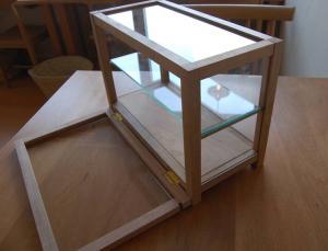 ガラスの棚3